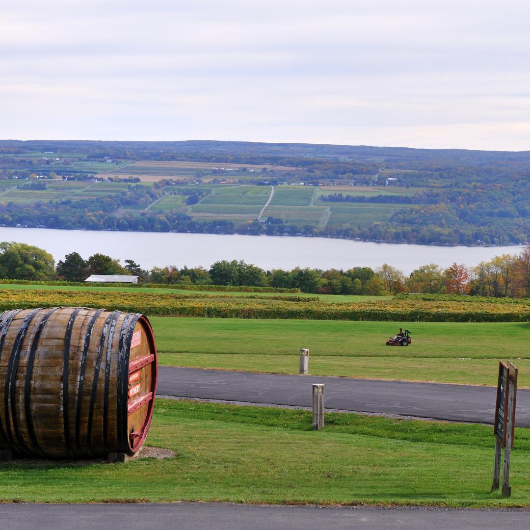À la découverte des vins de Finger Lakes à New York